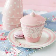 Be PINK with Greengate