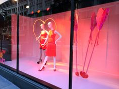 """Windows"" by Jake at Macy's NYC, ""Follow Your Heart', pinned by Ton van der Veer"