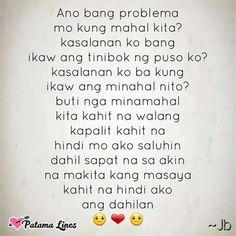 Credits: Patama Lines Hugot Quotes Tagalog, Tagalog Quotes, Bisaya Quotes, Random Quotes, Mahal Kita, Hugot Lines, Quote Life, Tumblr Photography, Heavens