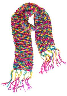 Over the Rainbow Scarf