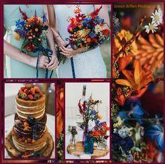 English Country Garden Wedding Flowers | Eden Flower School & Wedding Flowers Country Garden Weddings, English Country Gardens, Autumn Wedding, Wedding Flowers, Wedding Ideas, Table Decorations, Park, School, English Gardens