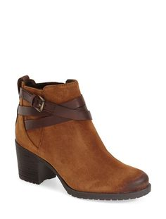 hannah belted chelsea boot