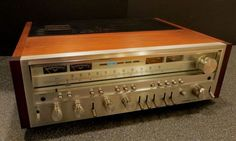 Rare Vintage Pioneer SX-1080 AM FM Stereo Receiver 120 Watts Per Channel  #Pioneer