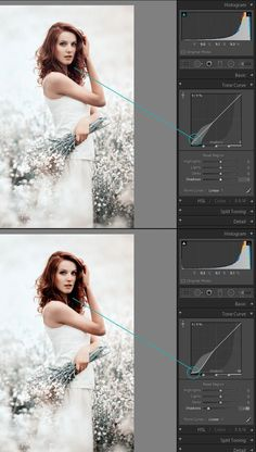 How to Use the Tone Curve in Lightroom - Online Photo Editing - Online photo edit platform. - In this tutorial we will take a look at the components of the Tone Curve panel in Lightroom Dslr Photography Tips, Photography Lessons, Photoshop Photography, Photography Tutorials, Digital Photography, Wedding Photography, Inspiring Photography, Photography Lighting, Flash Photography