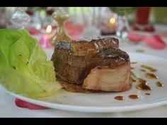 Le tournedos Rossini - My Cuisine by Eric Leautey - YouTube