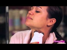 How to Instantly Tighten Your Skin With NuFACE via NewBeauty TV
