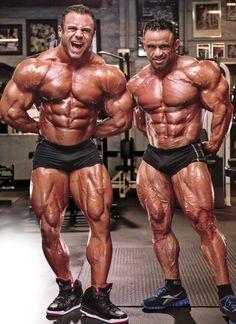 Aaron Clark and Jose Raymond by Per Bernal (2013) (via Osmose)