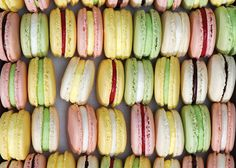 A glorious combination of crunch and cream, these delicate meringue sandwiches shine in the pastry case spotlight—but simply don't survive the rigors of shipping. Here's our easy-enough-for-beginners recipe for creating these pastel wonders at home.