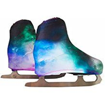 Protect your ice or roller skates from scratches! Shop now our skate boot covers in many fun colors and prints! Aesthetic Galaxy, Roller, Figure Skating Dresses, Ice Skating, Rubber Rain Boots, Bff, Sportswear, Pairs, Skates