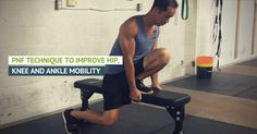If you need any gains in mobility in these areas or you want to improve squat/lunge mobility, you'll love this move.