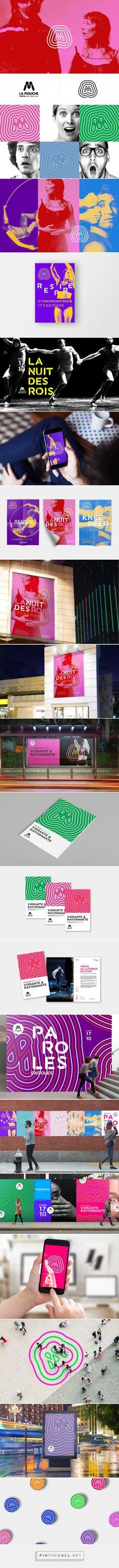 LA MOUCHE - Brand Design by Graphéine