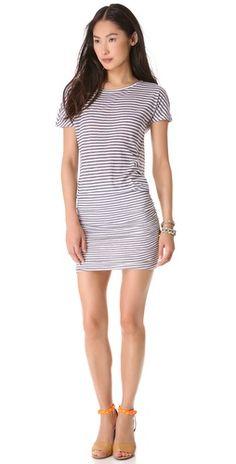 SUNDRY Short Sleeve Dress   SHOPBOP