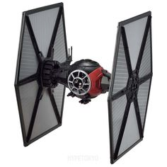 Star Wars The Force Awakens Bandai 1/72 Plastic Model : First Order Special Forces Tie Fighter