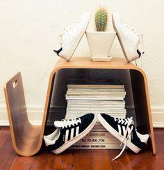 Adidas Stan Smith & Gazelle sneakers
