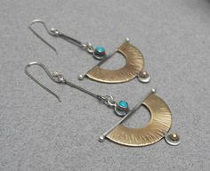 Hey, I found this really awesome Etsy listing at https://www.etsy.com/listing/202358076/long-fan-earrings-dangling-egyptian