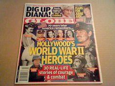 Globe January 12, 2015;Princess Diana;Hollywood's World War II Heros;Judge Judy