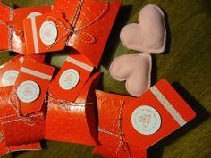 Uniquely Me: A pocket warming Valentine