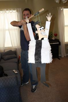 just what i {squeeze} in: Phineas and Ferb Birthday Party!