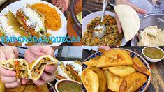 Empanadas, Quesadillas, Relleno, Tacos, Mexican, Ethnic Recipes, Food, Ethnic Food, Cooking