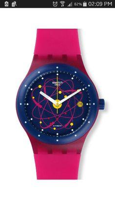 Swatch system 51 Спортивные Часы, Аналоговые Часы, Наручные Часы, Розовые  Ювелирные Изделия, 53938a02d0e