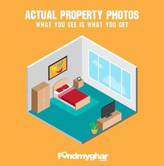 Findmyghar.com strives to have actual photos of the properties posted. This will help you make better, faster decisions. Planning to #rent a property in #Noida, #GreaterNoida, #Ghaziabad ? Call us at +91 92894 92894.