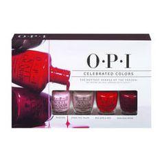 Mini zestaw - Kit Iconique  OPI na sephora.pl. Zapachy, makijaż, kosmetyka, to nie tylko Mini zestaw - Kit Iconique OPI ale cały świat piękna na Sephora.pl. Bezpieczne zakupy online.