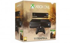 Xbox one Titanfall bundle coming to UK - just confirmed for March and console price drop by £30 GBP