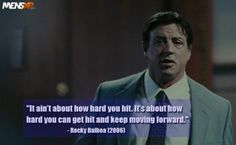The article talks about 25 heartfelt movie dialogues from various epic Hollywood films that will teach you how life is actually very simple. Rocky Balboa 2006, Movie Dialogues, Inspirational Words Of Wisdom, Movie Quotes, Celebrity Photos, Good To Know, Literature, Motivational Quotes, Knowledge