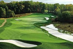 Golfers, visit Cobb's Creek Golf Club - the first public course in the Greater Philadelphia area. This course is ranked the Best Municipal Course in America by Golf Week Magazine, boasts many accolades and has even hosted two PGA Tour events. Public Golf Courses, Best Golf Courses, Bunker, Golf Fotografie, Cheap Golf Clubs, Golf Apps, Augusta Golf, Golf Pride Grips, Golf Course Reviews