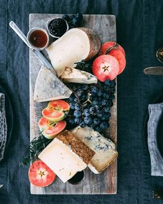 Eating cheese for dinner and not mad about it. Thanks for the gorgeous spread, @themodernproper. ✨