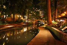 San Antonio, Texas River Walk