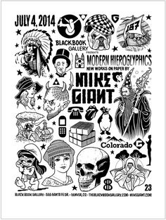Mike Giant | Black Book Gallery