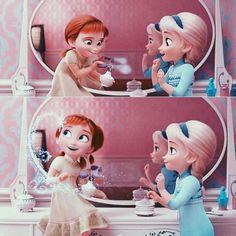 What do You Think about Frozen II - ibeautybook Disney Princess Drawings, Disney Princess Art, Disney Princess Pictures, Disney Drawings, Disney Art, Frozen Disney, Frozen Film, Frozen Cartoon, Frozen 2