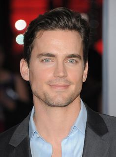White Collar's Neal Caffrey. Yes. Please.
