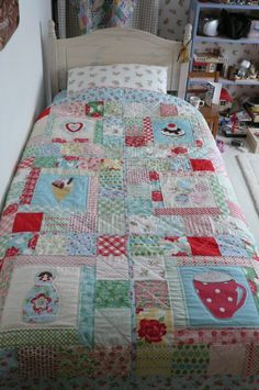 Very girly | quilts