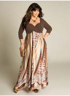 maxi dresses plus size | Home > Plus Size Work Wear Collection > Elysia Maxi Dress