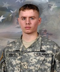 Army PFC. Jessy S. Rogers, 20, Copper Center, Alaska.  Died July 23, 2007, serving during Operation Enduring Freedom. Assigned to 1st Battalion, 503rd Infantry Regiment (Airborne), 173rd Airborne Brigade Combat Team, Vicenza, Italy. Died in Sarobi District, Afghanistan, of injuries sustained when an improvised explosive device detonated near his vehicle.
