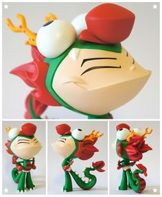 DRAGON BOY VINYL TOY BY MARTIN HSU AND VTSS