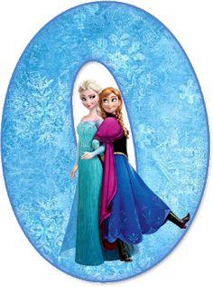 Alfabeto de Ana, Elsa y Olaf de Frozen. Olaf Frozen, Frozen Movie, Alphabet Letters Design, Letter Art, Cumple De Frozen Ideas, Frozen Tea Party, Frozen Birthday Theme, Handmade Clocks, Frozen Princess