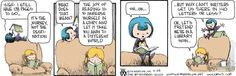 Non Sequitur - The excuse for Twitter books. Attention sp...