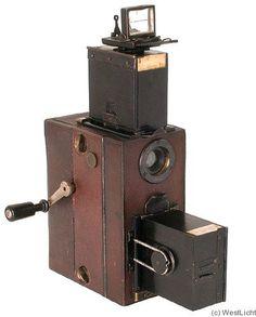 Reulos & Goudeau: Mirographe camera