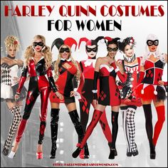 Harley Quinn Outfit Ideas Picture harley quinn halloween costume for women simply outrageous Harley Quinn Outfit Ideas. Here is Harley Quinn Outfit Ideas Picture for you. Harley Quinn Outfit Ideas pin on comics and nerds. Harley Quinn Outfit I. Harley Quinn Halloween Costume, Harley Quinn Cosplay, Sexy Halloween Costumes, Vampire Costumes, Pirate Costumes, Diy Halloween, Ivy Costume, Cosplay Costumes, Costume Makeup