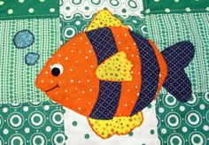 Welcome to Craftsy! Learn it. Make it. Sue's Striped Fish from Ocean Friends is perfect! pamalama_jo