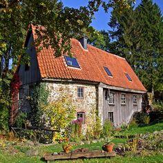 Beautiful country home, Sade-gabrielle:  Maerkischer Kreis, Germany