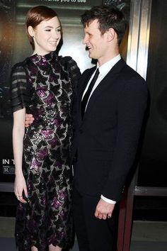Matt and Karen