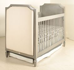 The Marcel Crib from @newportcottages is the perfect touch of Hollywood Regency. Enter to win it!