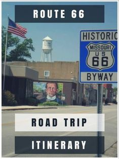 Route 66 Road Trip Itinerary. Route 66 in 2 weeks.