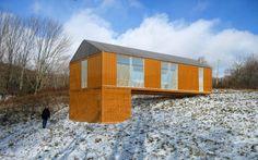 Carol Daemon: A casa sustentável é mais barata - parte 02 (container house)