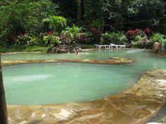 Mambukal Dipping pool
