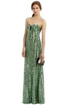 Rent an evening dresses zuhair
